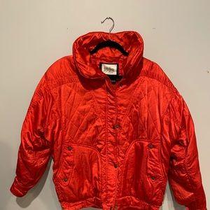 Neiman-Marcus Puffer Coat
